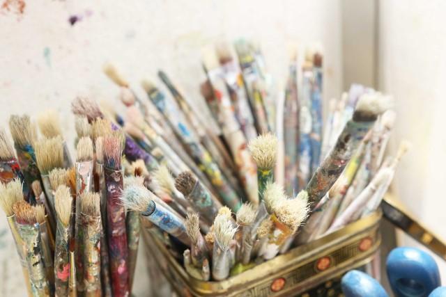 Wil jij een online schildercursus volgen?